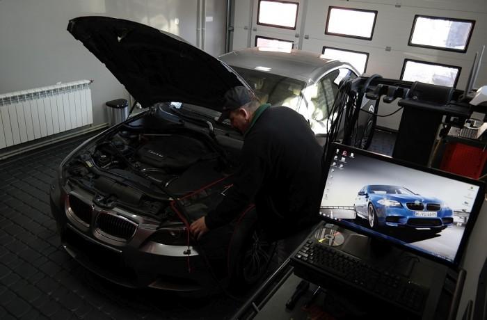 Diagnostyka Komputerowa BMW