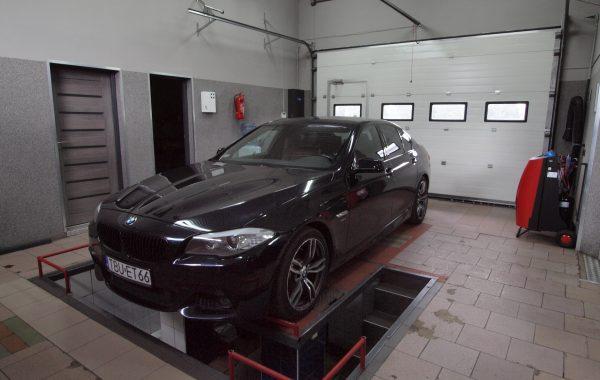 Serwis systemu Wydechowego BMW